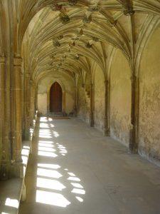 Darcy's Cambridge University